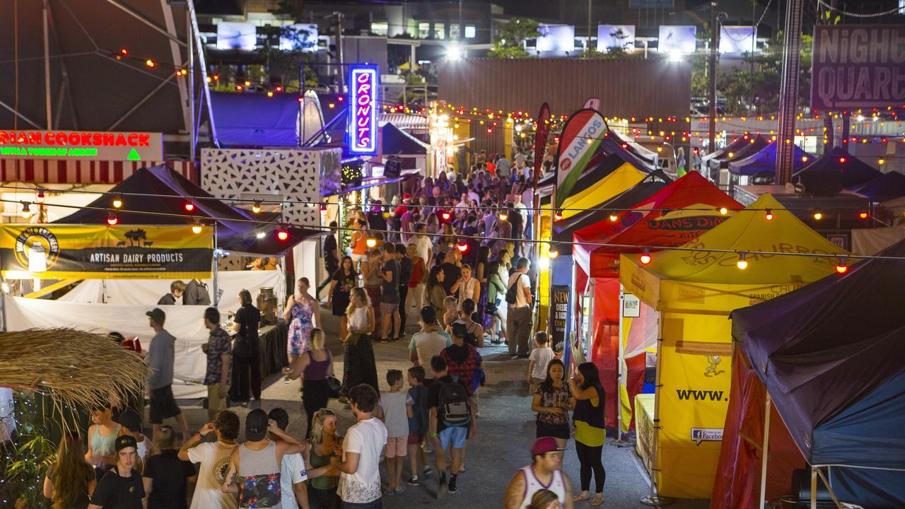 Voters want more markets, such as the award-winning street food, night market and entertainment destination NightQuarter.