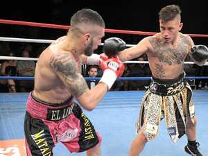 Paro's shot at world title on the line