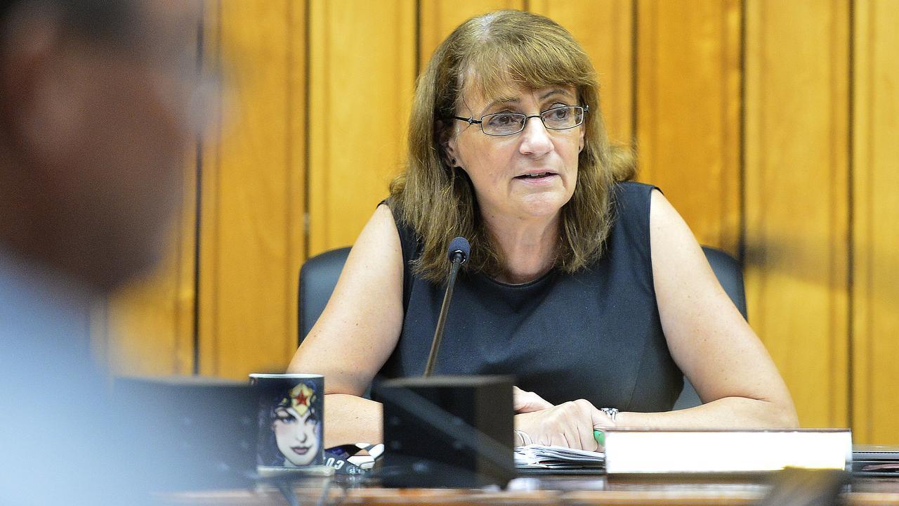 Townsville Mayor Jenny Hill.. PICTURE: MATT TAYLOR.