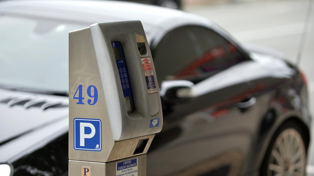 ABOLISH PARKING METERS: Some residents want to see Council get rid of paid parking in the Caloundra CBD. Picture: Patrick Woods