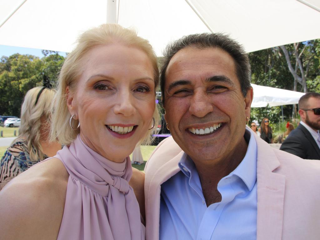 Leisa Toomey and Walter Iezzi.
