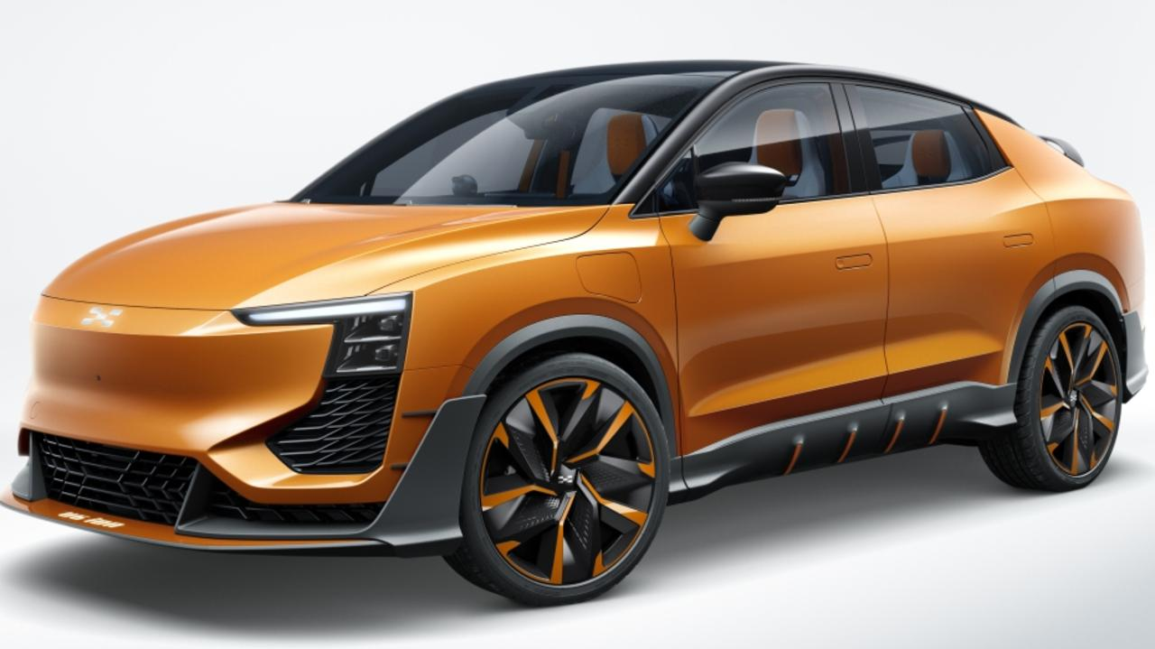 China's electric cars – such as the U6 – might be some of the most exciting.