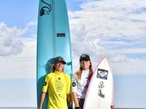 Queensland's best chase top surfing honours on Coast