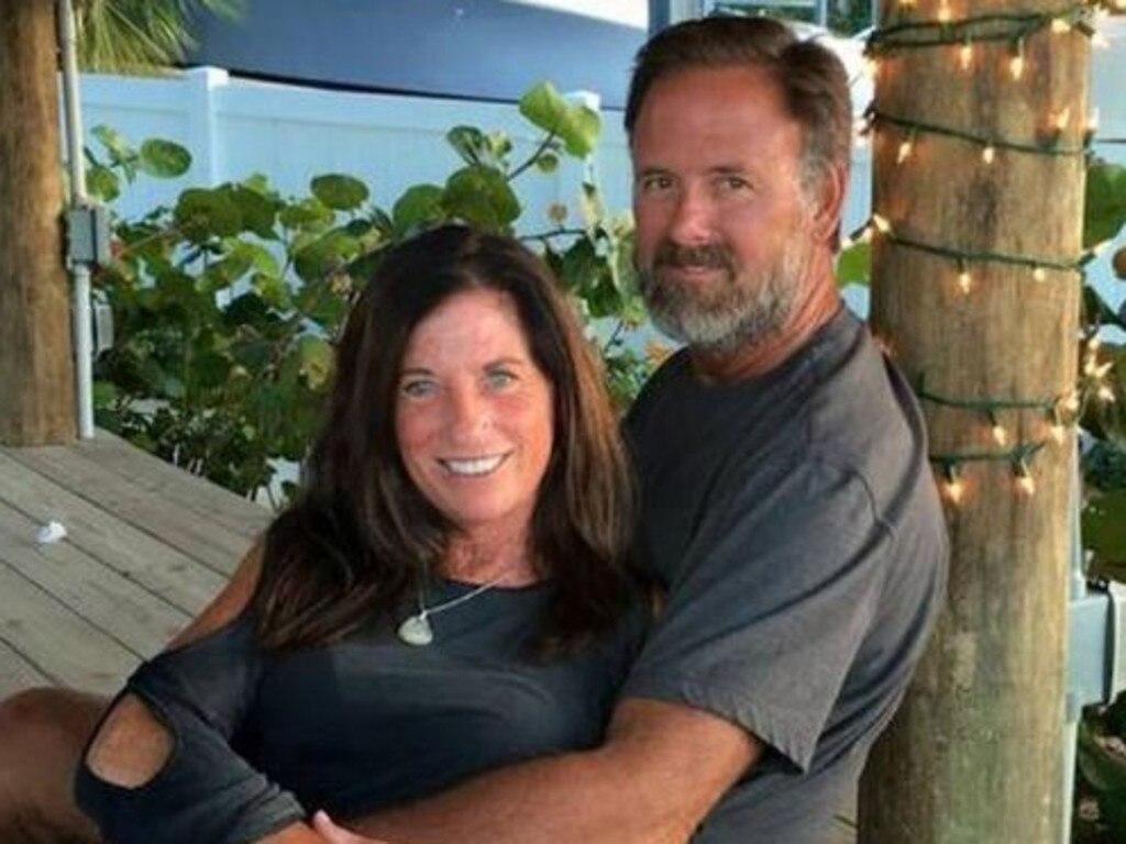 Michelle Mishcon and John Stevens were killed by Harrouff.