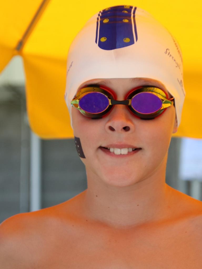 COOL KIDS: Gladiators – Max Williams. PICTURE: Rebecca Devine
