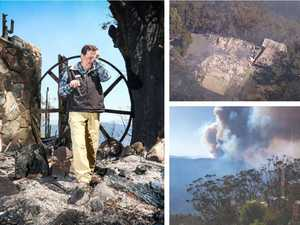 Inside Binna Burra disaster: 60ft flames were like a tsunami