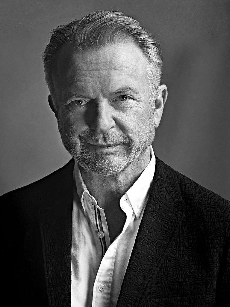 Sam Neill. (Picture: David Wheeler for Stellar)
