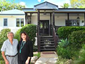 Original owners of historic home share secret royal history