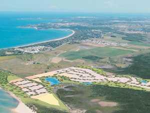 Luxury beachside development edges closer