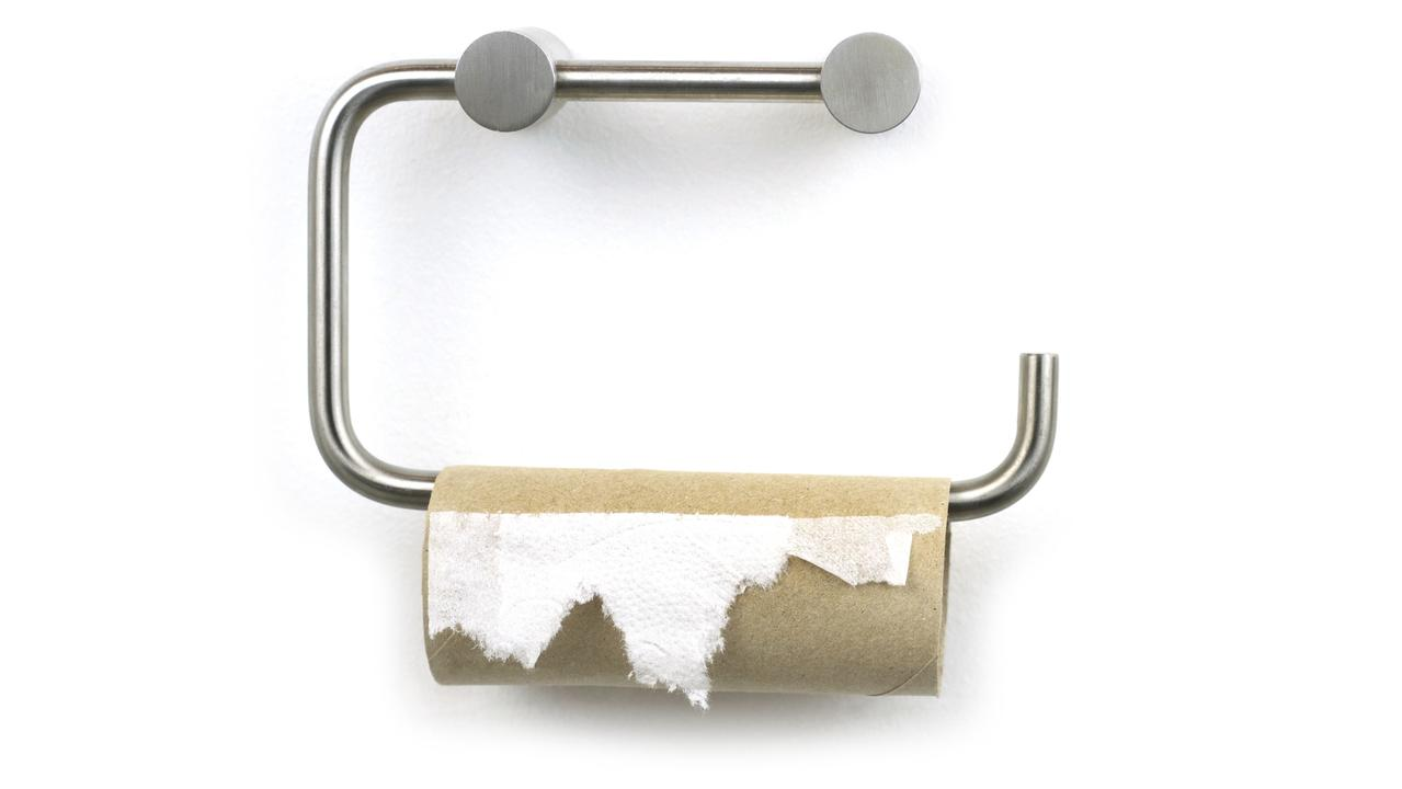 No more toilet paper: clearly Australia's worst nightmare.