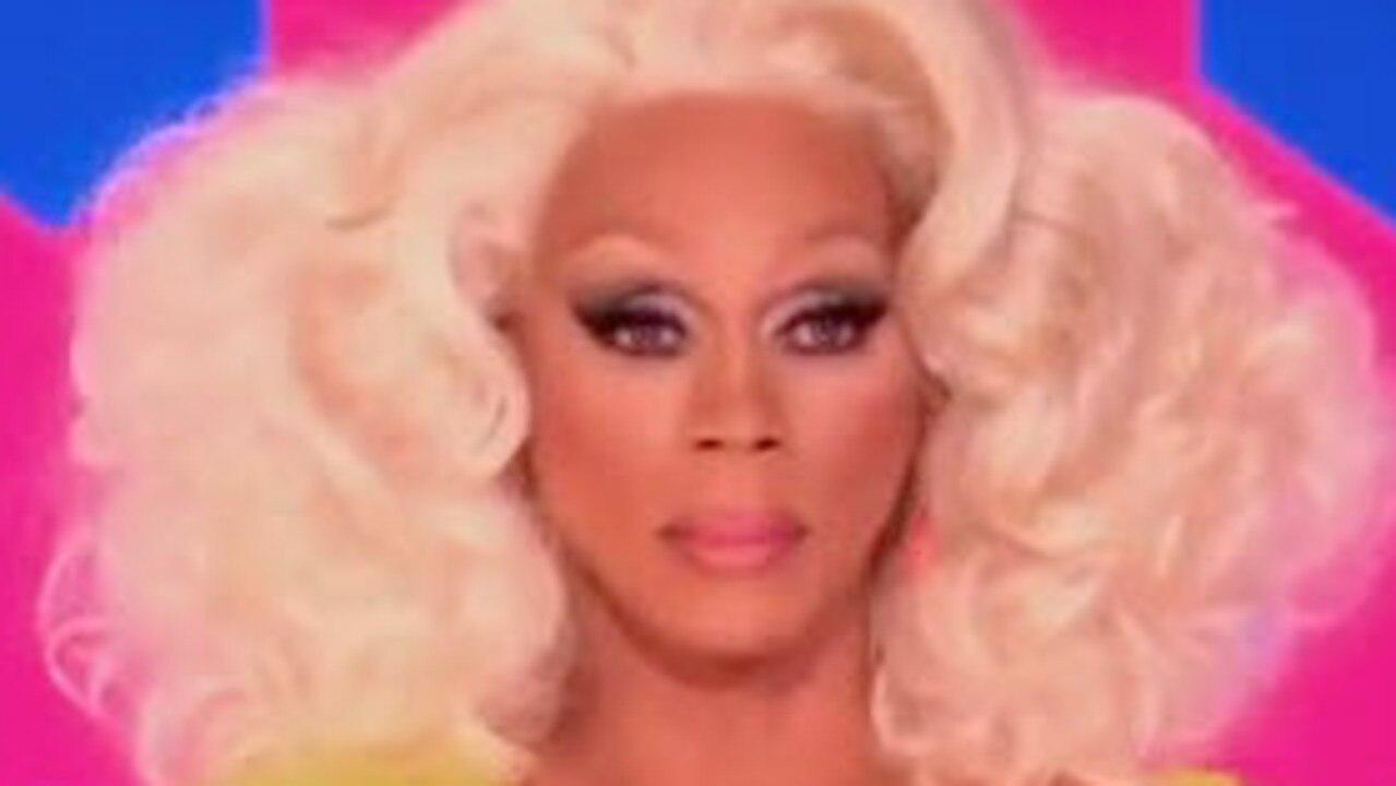 RuPaul's Drag Race star RuPaul.