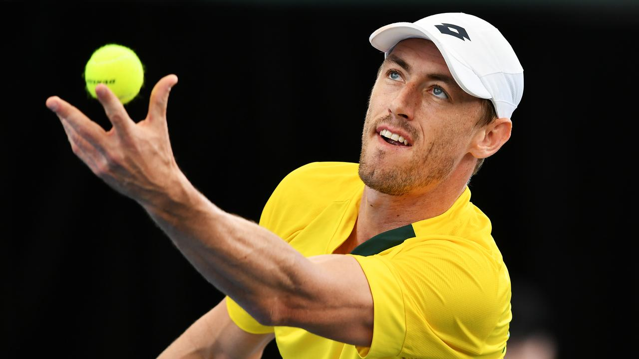 After the Australian doubles pair lost a nailbiter in the Davis Cup, the nation's hopes rest on John Millman to clinch an unlikely comeback.