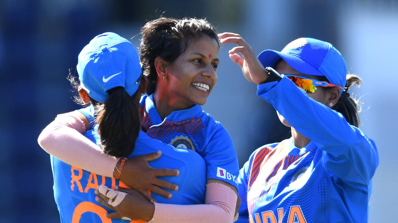 Australia have done their homework on Poonam Yadav. Picture: Quinn Rooney/Getty