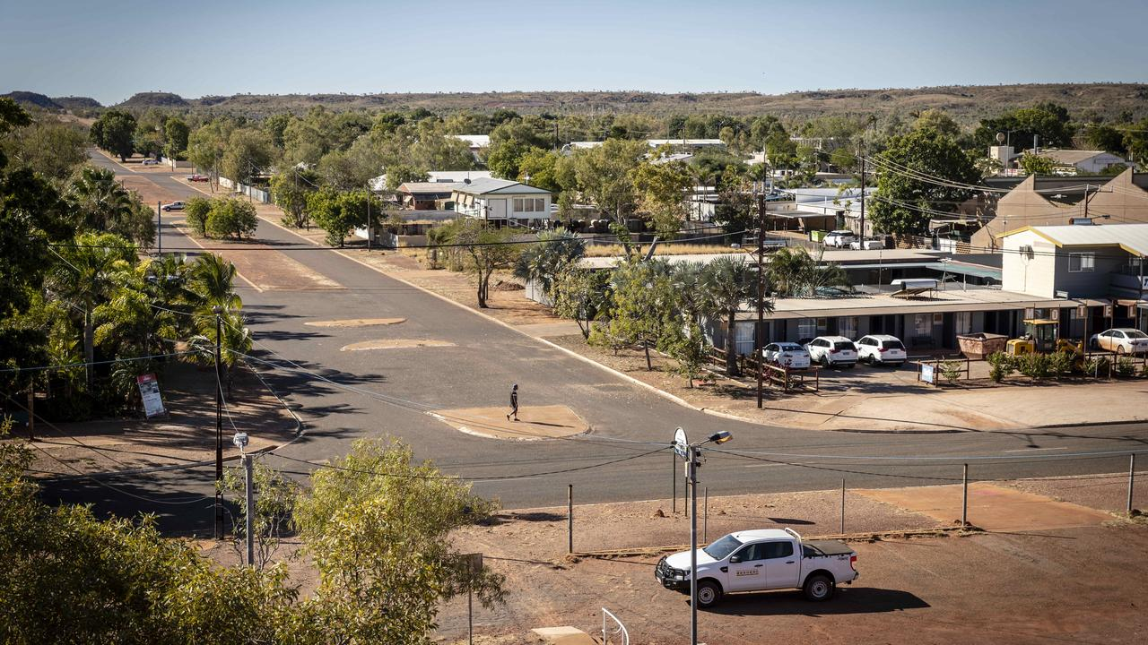 Tennant Creek in the Northern Territory, almost 1000 kilometres south of Darwin.