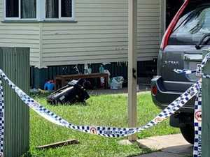 Police investigating death of baby from Housing Dept home