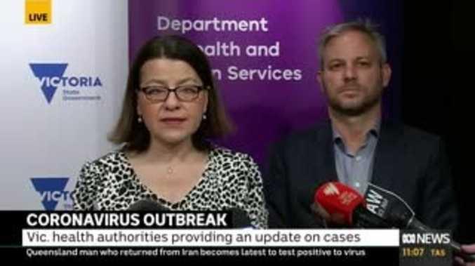 Victoria's health minister quits over quarantine scandal