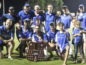 PUP LIGHTS UP: Tuc-Cop clinch dramatic night cricket title