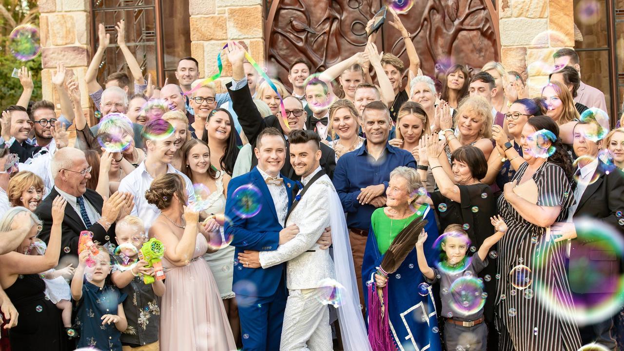 Happy day: Sunshine Coast Wedding Photographer Ben Connolly