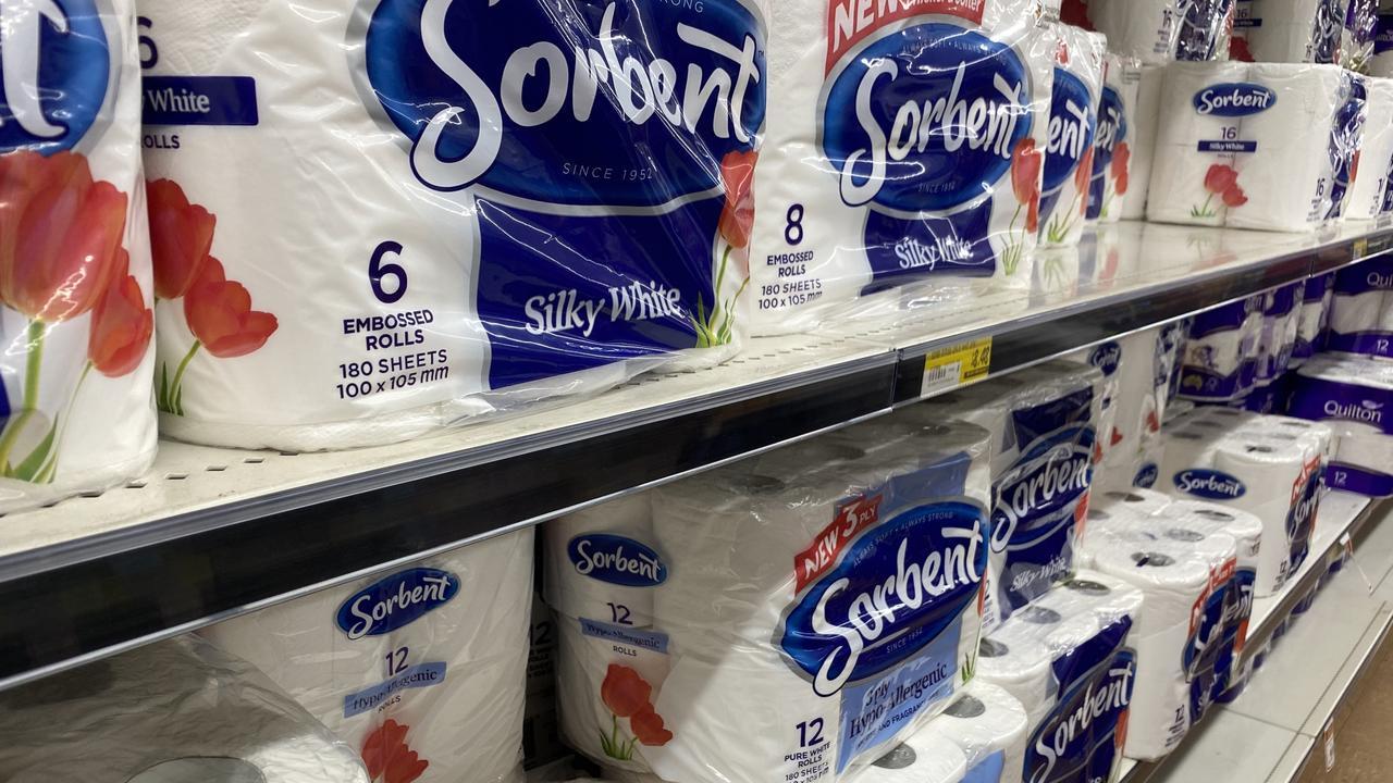 Plenty of toilet paper in Malanda