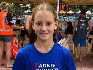 Emu Park swimmer achieves goal at CQ Championships