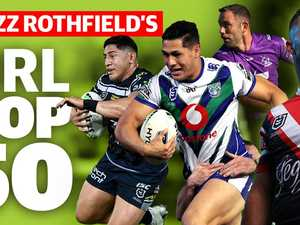 Buzz's NRL Top 50: Million-dollar stars can't make the cut