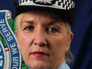 How top cop plans to cut crime by 5 per cent