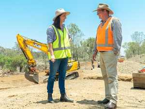 Shovels to hit dirt on the Rookwood Weir project