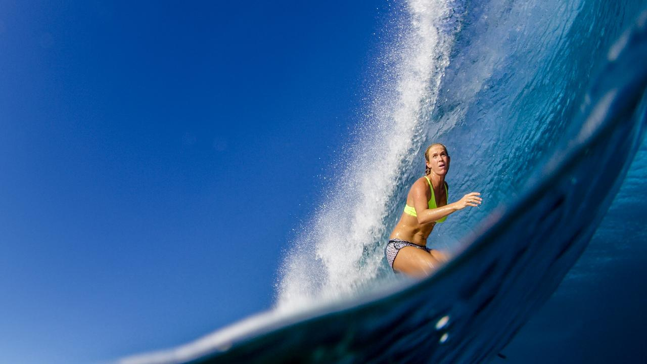 Bethany Hamilton never gave up on her dream of becoming a pro surfer.