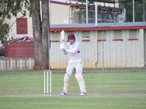 South Burnett Cricket preliminary final locked in