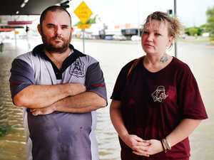 Business owners 'broken' after stores flooded