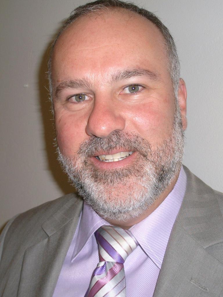 Dr Sebastian Rosenberg.