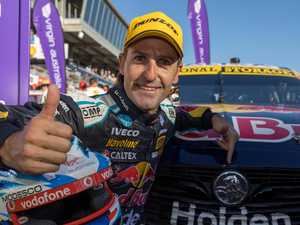 Why Whincup never chased glory overseas