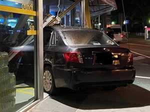 Car crashes into convenience store in Airlie Beach