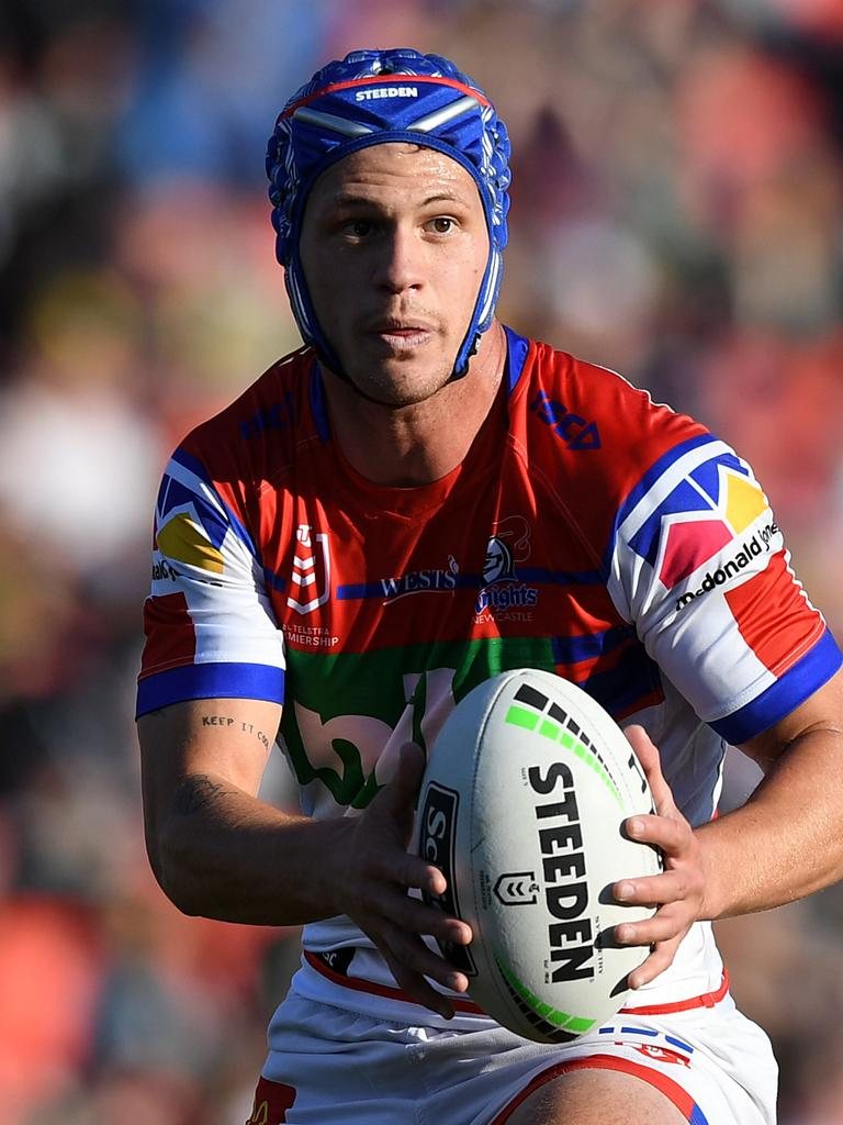 Kalyn Ponga. Picture: Joel Carrett/AAP