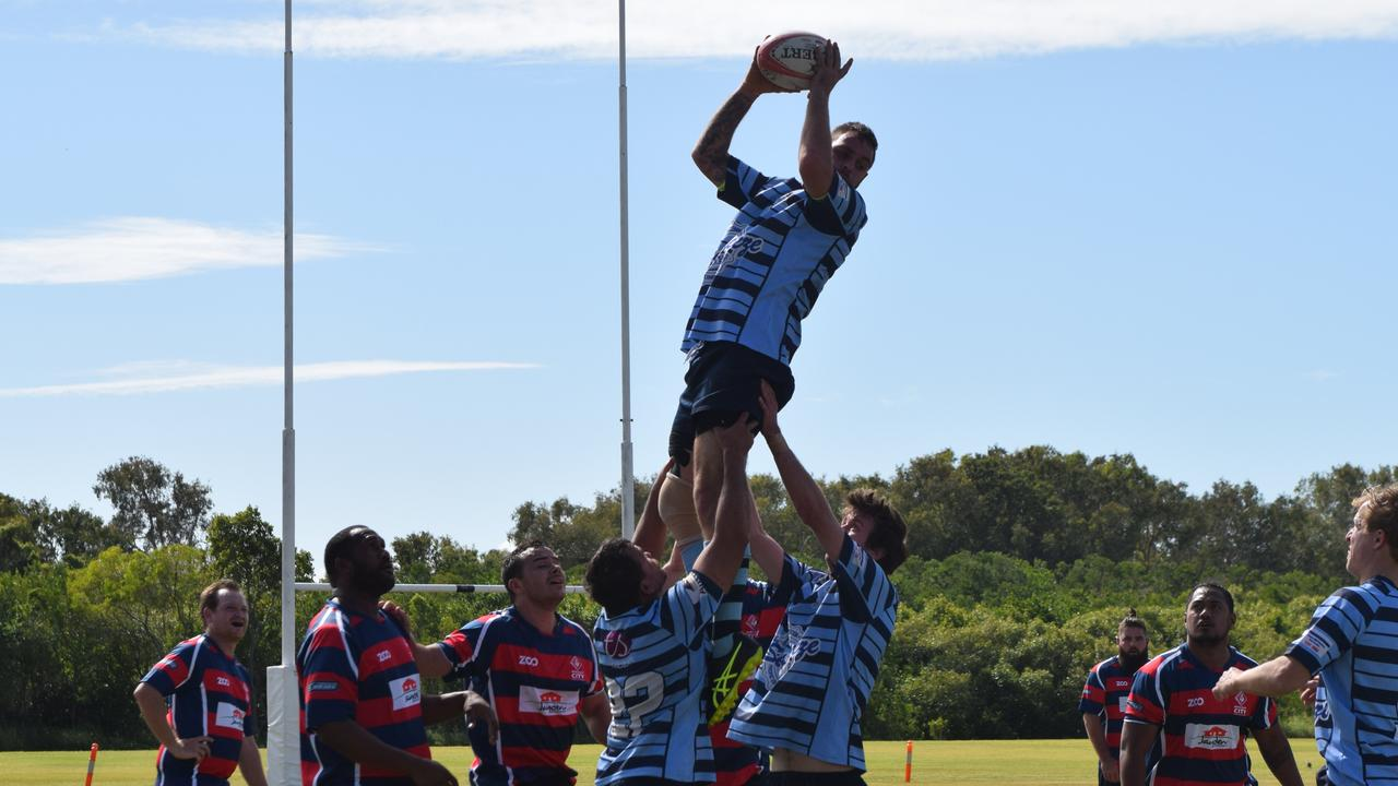 Slade Point Rugby Union are confident they will be a force in the 2020 season if they can recruit a few more players.