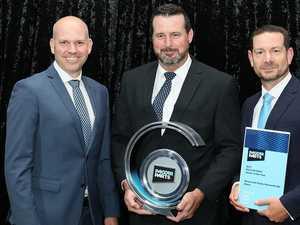 Queensland dealership wins PACCAR's top award