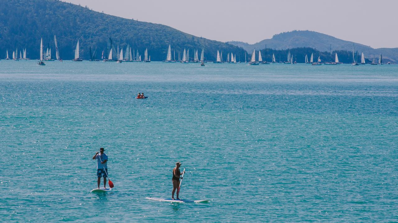 Escape to Hamilton Island, Whitsunday Islands, and save money in paradise. Photo: Tourism Australia