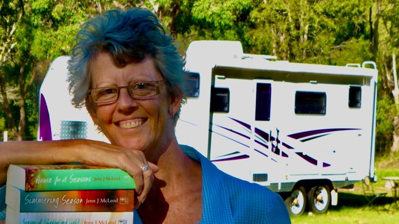 Top-selling author Jenn J McLeod tours the Clarence Valley later this year.
