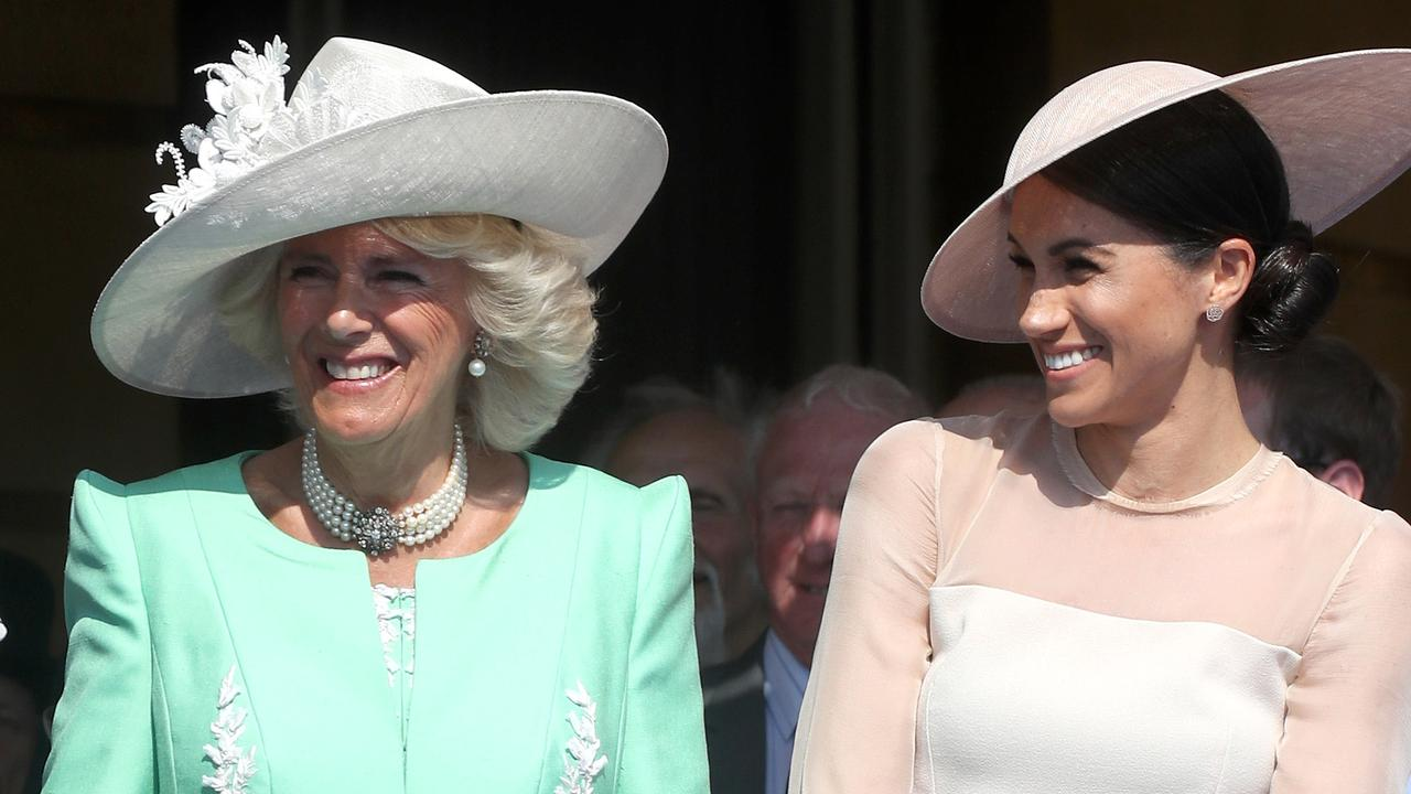 Camilla and Meghan. Picture: Chris Jackson/Chris Jackson/Getty