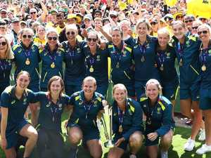 Women's cricket ready to bounce to next level
