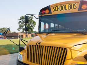 Girl 'stripped naked', raped on school bus