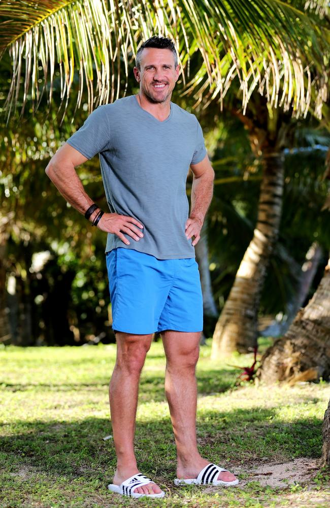 Survivor Australia was shot at the end of last year with Carseldine withdrawing immediately after getting the call from producers. Picture: Nigel Wright