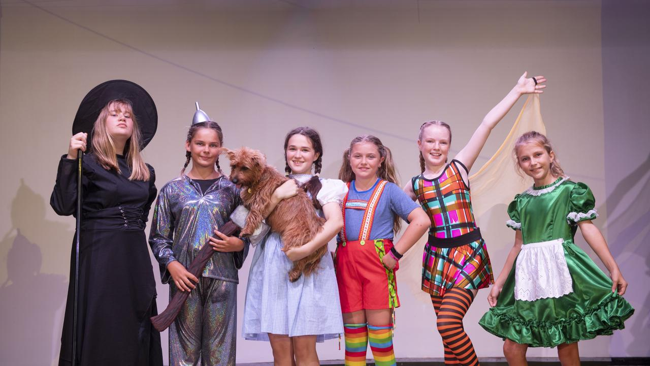 They're off to see the Wizard, as the Little Scottish Town Youth Theatre Group present the Wizard of Oz musical at the Maclean Civic Hall.