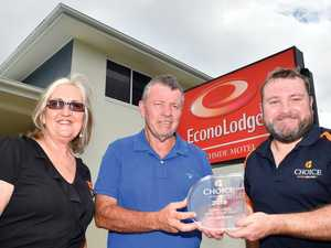 Mackay motel earns coveted Hotel of the Year award