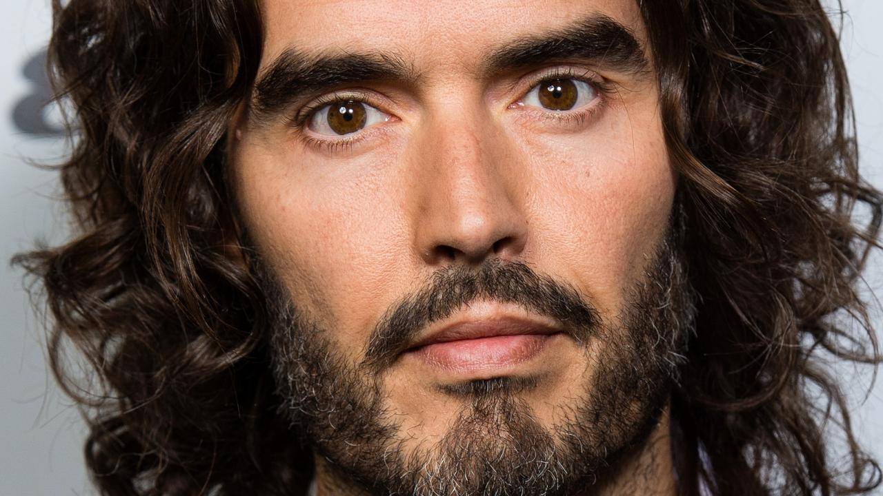 Russell Brand. Picture: Getty
