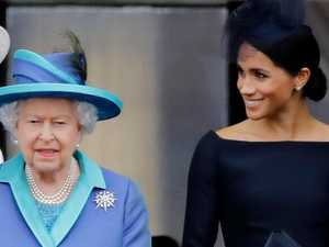 Meghan faces Queen for first time since Megxit