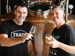 Distillery owners take a shot at huge new operation