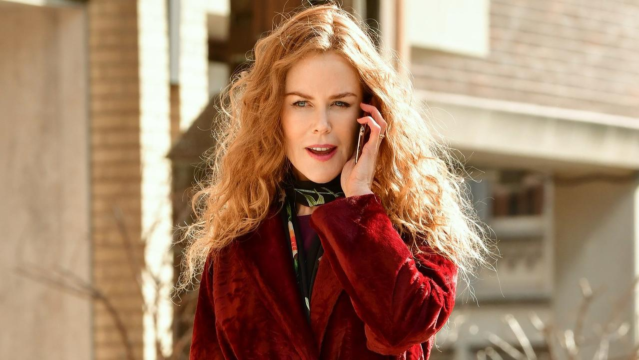 Nicole Kidman stars in the David E Kelley drama series, The Undoing, which will screen on Foxtel from May 11. Picture: Supplied