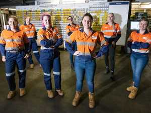 Mining traineeship puts region's females first