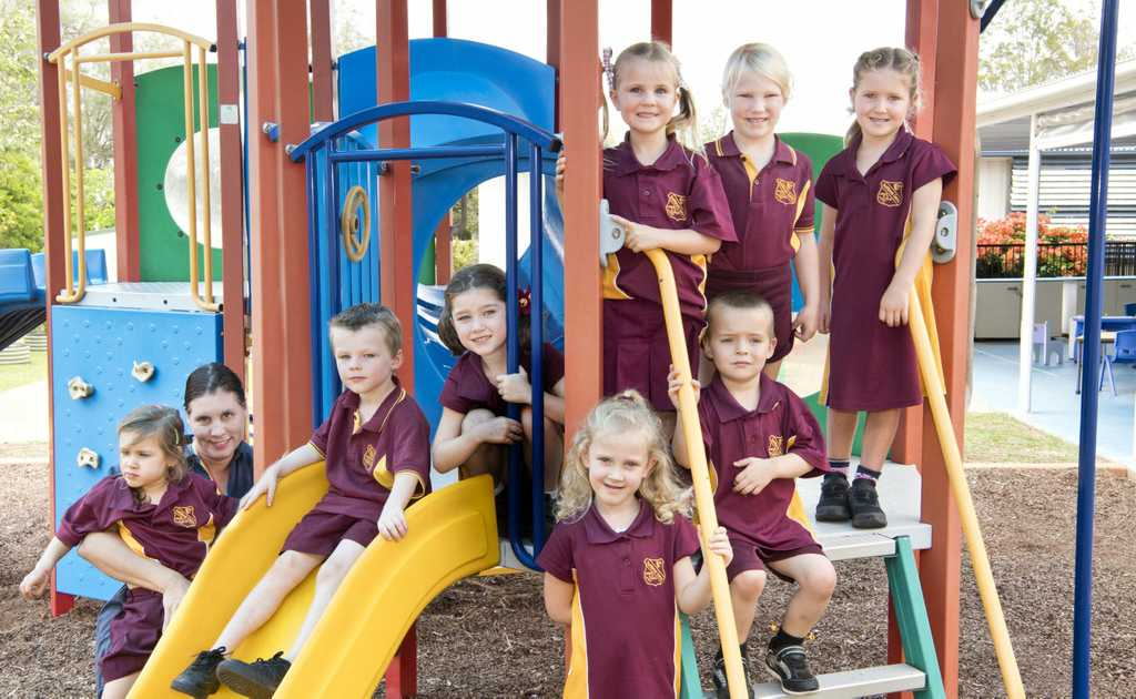 Image for sale: Southbrook Central State School prep class. It is the policy of Soutbrook Central State School, that student names are not published in media. My First Year 2020. Wednesday, 26th Feb, 2020.